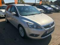 2011 Ford Focus TITANIUM TDCI Hatchback Diesel Manual