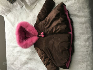 Winter coat girls 3T
