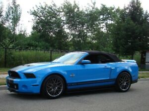 2012 Supercharged Shelby GT500 Convertible 800 Hp Monster