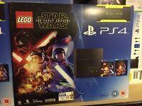 PS4 lego star war the force awaken 500 GB