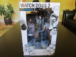 Ubisoft - Watch Dogs 2 Wrench Figurine *New Unopened*