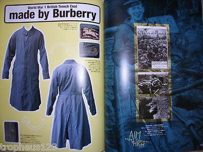Vintage Work Wear 30s 40s Military Railroad Denim Book Bible  WW2 Barbour Pt 2