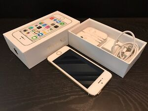 iPhone 5s. 32 GB Gold   West Island Greater Montréal image 4