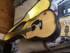 Mann 12 string guitar