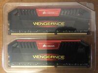 16gb Corsair Vengance pro series DDR3L RAM
