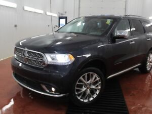 2014 Dodge Durango Citadel  - NAVIGATION - DVD Player - Sunroof