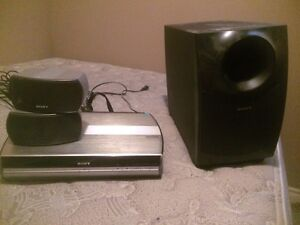 Sony DVD player home theatre