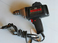 Drill by Sears Craftsman 3/8 in