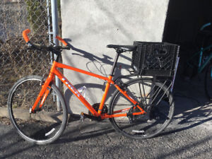 Trek Fx 7.4 hybrid - all geared used bike in great condition