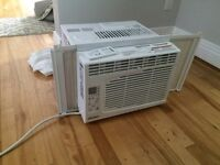 Garrison window air conditioner 5,250 BTU