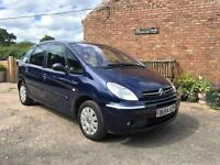 Citroen Xsara Picasso 1.6 HDi Exclusive LHD One Owner From New With FSH