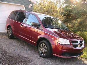 2011 dodge caravan,org.paint,clean,mvi good till aug.2020