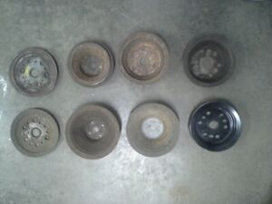Chev Small Block Engine Pulleys