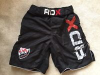 MMA fighting shorts Size S