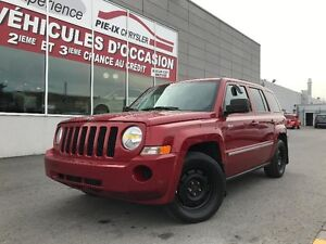 Jeep Patriot 4WD+North+MAGS+A/C+GR.ELEC+WOW! 2010