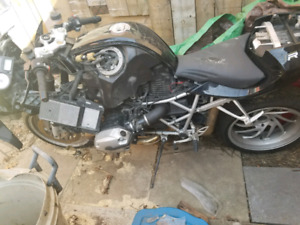 2006 bmw r1200s parts. Whole bike not for sale