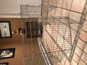 Dog play pen for sale