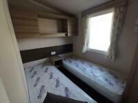 new 8 berth 2021 static caravan for sale at Trecco Bay in Porthcawl