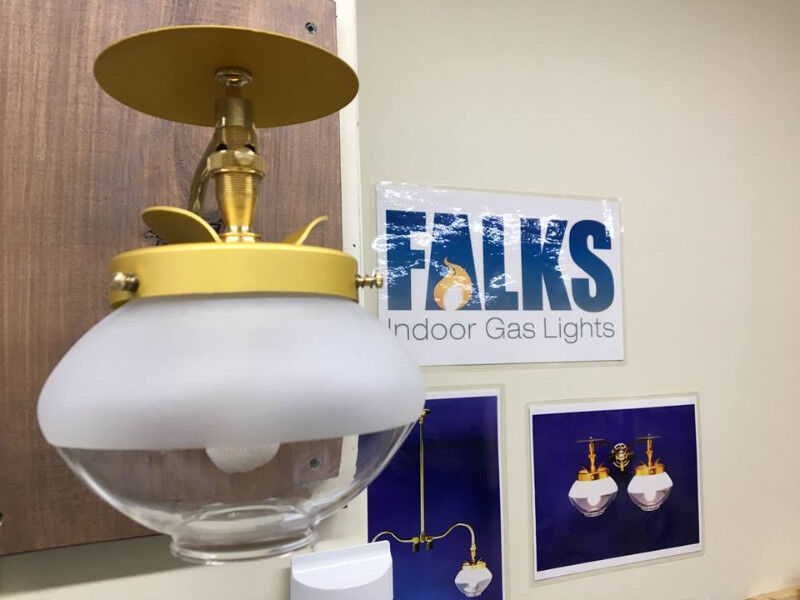 Falks Propane Gas Lights: now available! | Indoor Lighting & Fans ...
