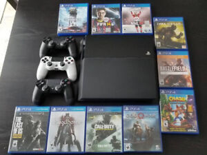 PS4 - 500GB Bundle