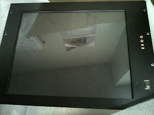 "BSI Rack Mount 18"" LCD Monitor"
