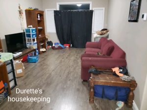Durette's Housekeeping