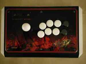 Mad Catz Street Fighter IV FightStick Tournament Edition PS3&4