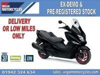 Suzuki Burgman 400 Demonstrator, low miles, Low Rate finance