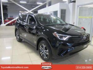 Toyota RAV4 LE FWD Aut/Ac/Vitres,Portes,Miroirs Elec 2016