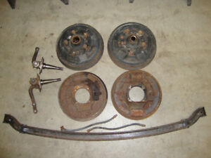 1947 Ford Car Axle and Parts