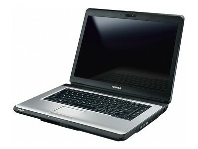 Toshiba Satellite Pro A300/L300 Intel Core 2 Duo 4 GB Ram 160 GB HDD Win7 Webcam