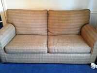 FREE Multi York 3 seater bed settee. FREE