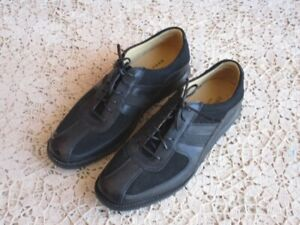 Cole Haan GrandOS  Leather Suede Shoes 7.5 M