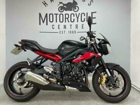 Triumph Street Triple R / 675R / 675cc Naked Motorcycle
