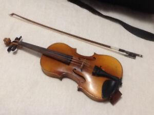 Beau violon 3/4  Fabrication Allemande