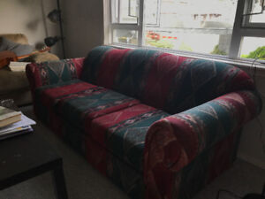Funky couch for sale