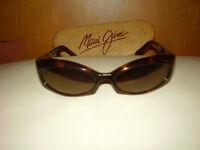 Maui Jim Harpoon Sunglasses MJ161 Rare Polarized
