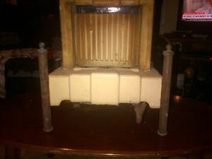 Antique Lawson heater