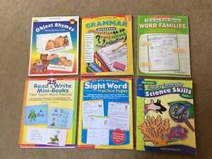 Primary teaching resources K-2 Science Language Rhyme books
