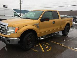 2009 Ford F-150 4x4 XLT 5499$ ***VENDUE******
