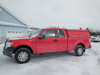 2010 Ford F-150 XL Pickup Truck 4x4