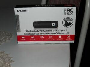 D - Link Wirelss Adapter