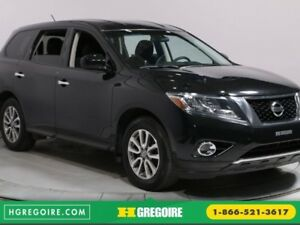 2015 Nissan Pathfinder S AUTO A/C GR ELECT MAGS