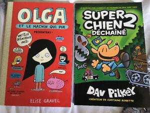 Livres jeunesse éditions scholastic