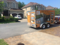 NETTOYAGE ET SCELLANT PAVE UNI / PAVER CLEANING AND SEALING