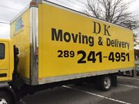 ⭐PRO MOVERS AT $55/hr⭐DK MOVING & DELIVERY⭐2892414951⭐⭐