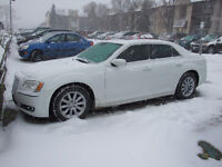 2013 Chrysler 300-Series Touring Sedan White