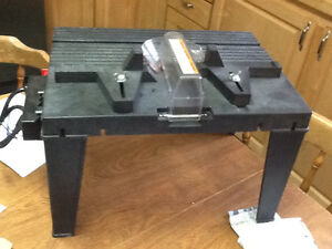 Dovetail jig and Router table Stratford Kitchener Area image 2