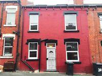 4 Bedroom Terraced - Woodview Mount, Leeds, LS11 - £630 PCM