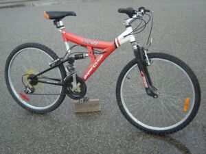 """LIKE NEW ADULT OR TEEN 26"""" SC XTI 21 SPD + FULL DUAL SUSPENSION!"""
